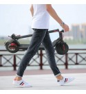 SHENXX Electric Scooter Adults Kick Scooter, Electric Bikes for Adult, 350W Motor, 14-Inch Tire, Can Last 50 Kilometers, Easy to Fold, Suitable for Adults and Children