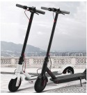 Electric Scooter, Big Wheel Scooter - Folding Commuter Scooter with Adjustable Handlebars, Foldable Electric Kick Scooter Max Speed 30Mph,30Km Range for Adult,Children