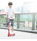 Kick Scooter, 2-Wheel Electric Scooter, Suitable for Children Boys and Girls, Light Single Pedal Scooter, Anti-Skid Pedal Scooter