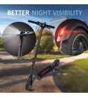 Askmy Electric Scooter for Adults - Up to 12.6 Miles Long-Range Commuting Scooter with 8.5